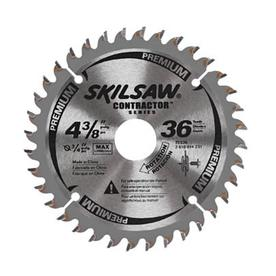 Skil 4-3/8-in 36-Tooth Circular Saw Blade