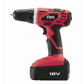 Skil 18-Volt 3/8-in Single Speed Cordless Drill