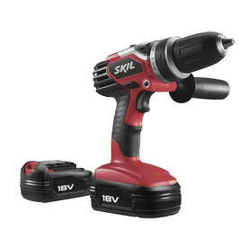 Skil 18-Volt 1/2-in Cordless Drill with Battery