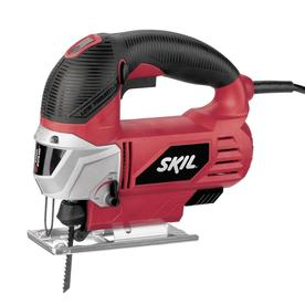 Skil 6-Amp Keyless T or U Shank Variable Speed Corded Jigsaw