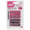 Skil 33-Piece Pink Bit Nest Set