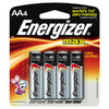 Energizer 4-Pack AA Alkaline Battery