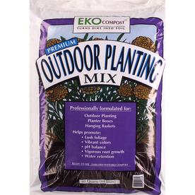 Eko Outdoor 1.5-cu ft Organic Potting Soil