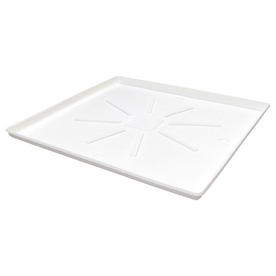 Lambro 29-in x 31-in Washer Tray