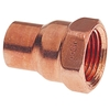 2-in x 2-in Copper Threaded Adapter Fitting