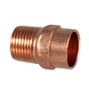 3/4-in x 1/2-in Copper Threaded Adapter Fitting