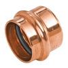 3/4-in Copper Press-Fit Cap Fitting