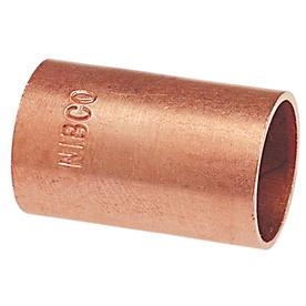 1/2-in x 1/2-in Copper Slip Coupling Fitting