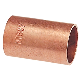 3/4-in x 3/4-in Copper Slip Coupling Fitting
