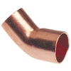 1/2-in x 1/2-in 45-Degree Copper Slip Elbow Fitting