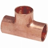 1-1/4-in x 1-1/4-in x 1-1/4-in Copper Slip Tee Fitting