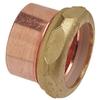 1-1/2-in x 1-1/2-in Copper Slip Adapter Fitting
