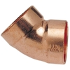 1-1/4-in x 1-1/4-in 45-Degree Copper Slip Elbow Fitting