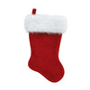 Holiday Living 20-in Polyester Christmas Stocking