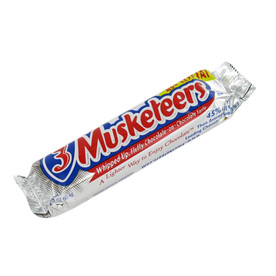 Mars 2.13-oz Three Musketeers Candy Bar