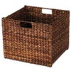 Household Essentials Banana Leaf Storage Bin