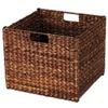 Household Essentials 13-in W x 13-in D Storage Bin