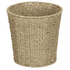 Household Essentials 10-in W x 10-in H Wicker Basket