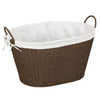 Household Essentials 1-Piece Wicker Basket