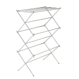 Household Essentials Chrome Drying Rack