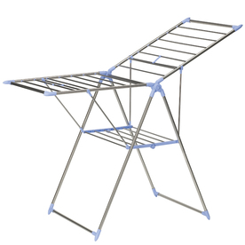 Household Essentials Metal Drying Rack