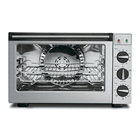 Waring PRO 6-Slice Convection Toaster Oven with Rotisserie