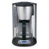 Waring PRO Silver 12-Cup Programmable Coffee Maker