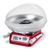 Waring PRO Red Countertop Cotton Candy Maker