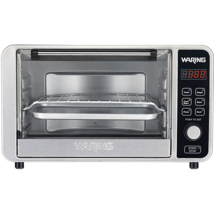 Shop Waring 6-Slice Convection Toaster Oven at Lowes.com