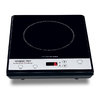 Waring PRO Smooth Surface Induction Electric Cooktop (Black) (Common: 11-in; Actual 11.5-in)
