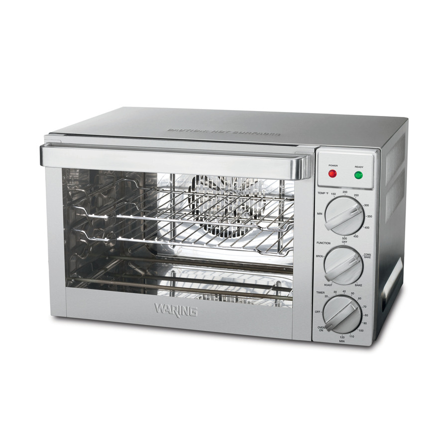 Shop Waring PRO 4-Slice Convection Toaster Oven at Lowes.com