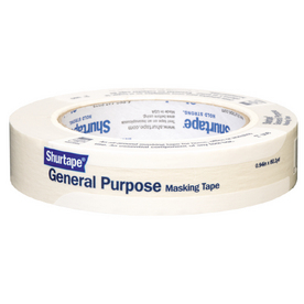 Shurtape .94-in x 180-ft Painted Wood Painter's Tape