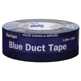 Shurtape 1.88-in x 165-ft Blue Duct Tape