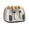 Hamilton Beach 4-Slice Metal Toaster