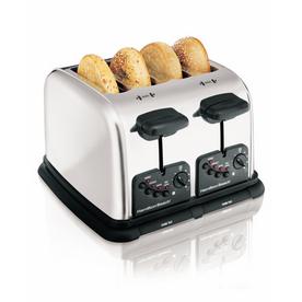 Lowe's - 4-Slice Stainless Steel Toaster customer reviews ...