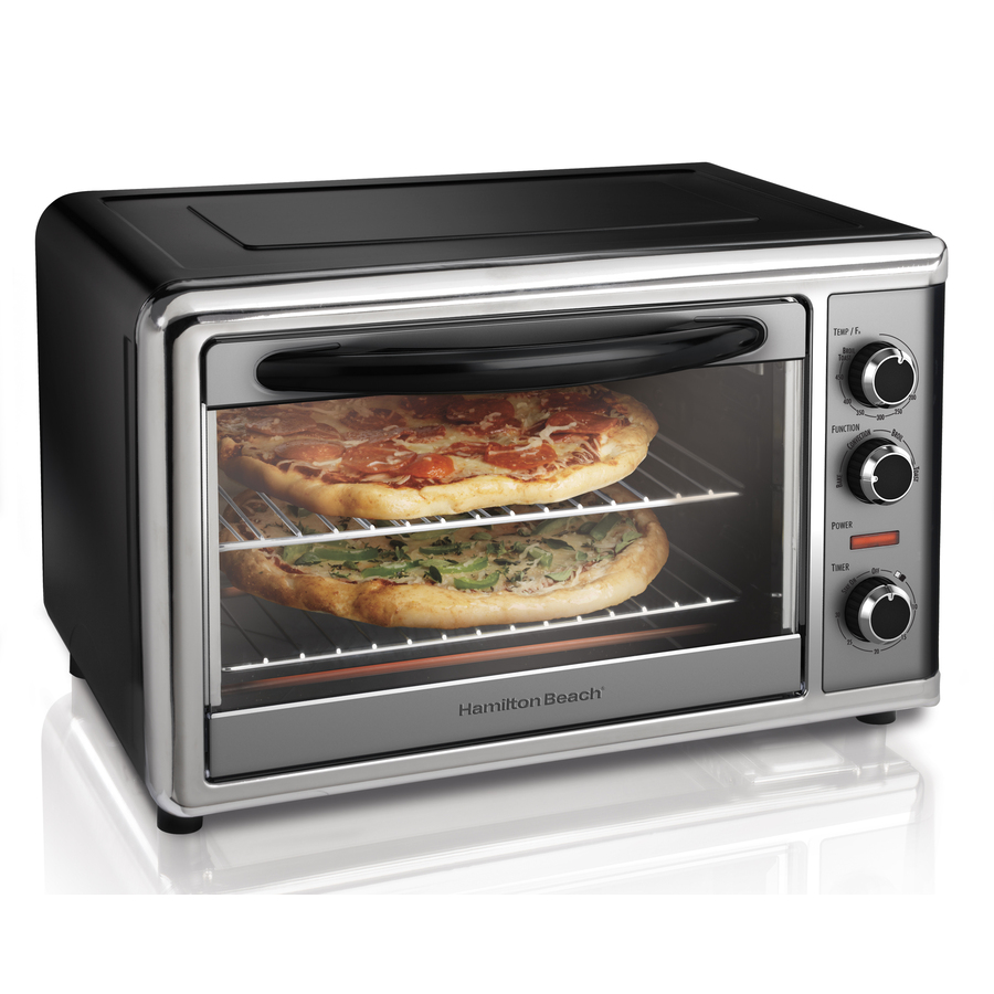 ... Beach 6-Slice Convection Toaster Oven with Rotisserie at Lowes.com