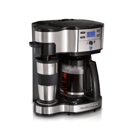 Hamilton Beach Stainless 12-Cup Programmable Coffee Maker 49980