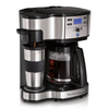 Hamilton Beach Stainless 12-Cup Programmable Coffee Maker
