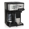 Hamilton Beach Black/Stainless Steel 12-Cup Programmable Coffee Maker