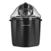 Hamilton Beach 1.5-Quart Black Ice Cream Maker