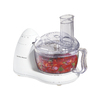 Hamilton Beach 8-Cup 300 White 2-Blade Food Processor