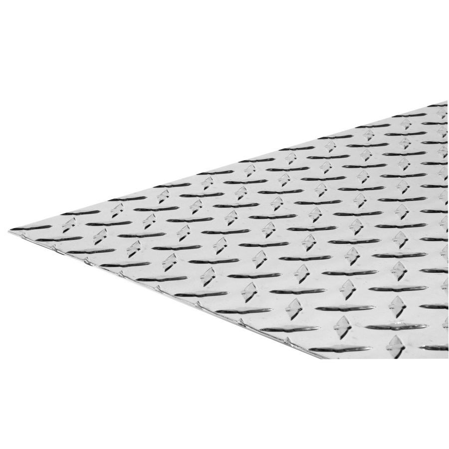 Shop Steelworks 4 Ft X 24 In Aluminum Sheet Metal At Lowes Com
