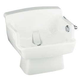 KOHLER 27-in x 23-in White Bathtub