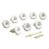 KOHLER Flexjet Whirlpool Trim Kit, White