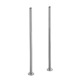 KOHLER 1/2-in Compression 26-in Brass Riser Supply Line