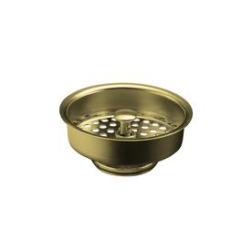 ... Polished Brass Plastic Kitchen Sink Strainer Basket at Lowes.com