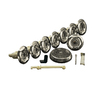 KOHLER Polished Nickel Flexjet Whirlpool Trim Kit
