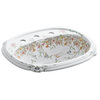 KOHLER Garland White Drop-in Oval Bathroom Sink