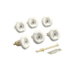KOHLER Flexjet Whirlpool Trim Kit, Biscuit