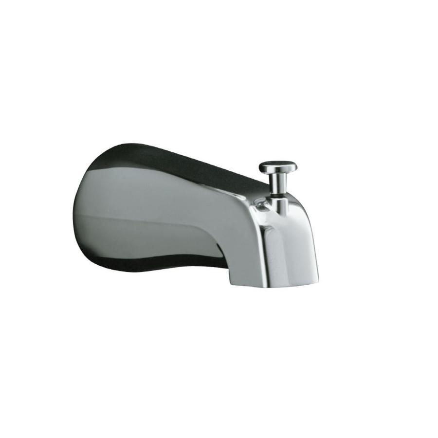 bathtub spout diverter repair 28 images shop delta chrome tub spout with diverter at lowes. Black Bedroom Furniture Sets. Home Design Ideas